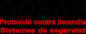 Goban, protección contra incendios y sistemas de seguridad