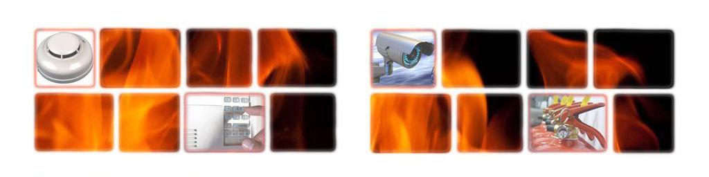 Portada de goban, la empresa de seguridad y protección contra incendios